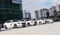 Mazda3 và Mazda6 tại Việt Nam không bị lỗi phanh tay