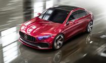 Mercedes-AMG tăng hiệu suất cho A45 2018 lên hơn 400 mã lực