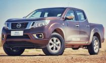 Nissan Navara 2017 có mặt tại Trung Quốc, giá bán từ 466 triệu đồng