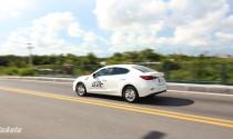 Trải nghiệm ấn tượng với công nghệ GVC trên Mazda3 2017