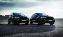 BMW X5M và X6M Black Fire bất ngờ sắp được ra mắt