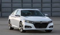 Honda Accord 2018 tiếp tục là đối thủ nặng ký của Toyota Camry 2018