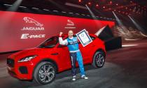 Mới ra mắt, Jaguar E-Pace đã lập kỷ lục Guinness