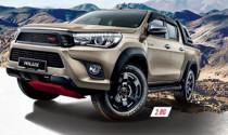 Toyota Hilux cực ngầu với gói nâng cấp TRD Aerokit