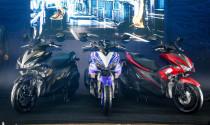 Yamaha NVX 155 2017 ra mắt tại Malaysia