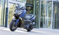 Yamaha trình làng X-MAX 400 2018 với kiểu dáng và tính năng mới