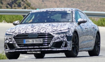 Audi S7 lộ diện trên đường chạy thử