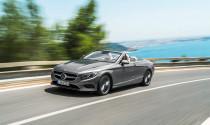 Mercedes-Benz S-Class Coupe và Cabriolet 2019 ra mắt vào giữa tháng 9