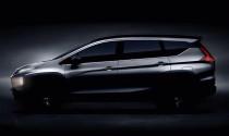MPV 7 chỗ Mitsubishi Expander sắp trình làng có gì đặc biệt?