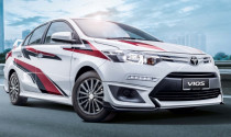Toyota Vios Sports Edition bắt đầu nhận đơn đặt hàng với giá 450 triệu đồng