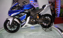 Yamaha thử nghiệm R25 2018 tại Đông Nam Á