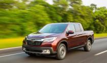Honda công bố mẫu bán tải Ridgeline 2018, giá từ 670 triệu đồng