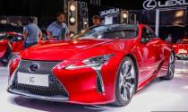 Lexus LC500 chính thức ra mắt Malaysia, giá 4,9 tỷ đồng