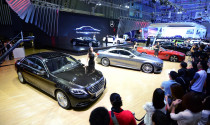 Mercedes - Benz trưng bày 25 mẫu xe trị giá hơn 60 tỷ đồng tại VMS