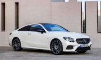 Mercedes-Benz E-Class Coupe lên lịch ra mắt