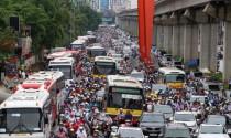 Ông Nguyễn Đức Chung: Năm 2030, hạn chế chứ không cấm xe máy