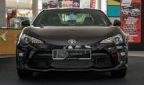 Toyota 86 facelift bất ngờ xuất hiện tại thị trường Malaysia