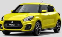 Xem hình ảnh chính thức của Suzuki Swift Sport trước khi ra mắt