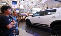 6 bí quyết tìm được chiếc xe như ý tại triển lãm ô tô