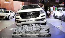 Bán tải Chevrolet Colorado trang bị gói độ cực ngầu tại VMS 2017