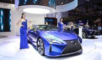 Cận cảnh 5 mẫu xe xanh tại VMS 2017