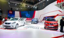 Cận cảnh bộ ba Nissan X-Trail, Sunny và Navara bản cao cấp mới ra mắt