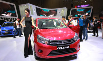 Cận cảnh Suzuki Celerio 2017 mới ra mắt tại Việt Nam