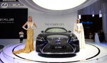 Dòng xe xanh Lexus LS500h chính thức ra mắt