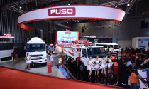FUSO mang dàn xe tải da dạng tới VMS 2017