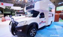 Isuzu Motor Home thu hút khách tham quan VMS 2017
