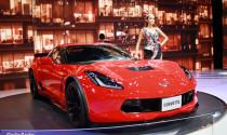 Mãn nhãn với siêu xe thể thao Chevrolet Corvette Grand Sport tại VMS 2017