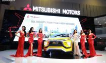 Mitsubishi XM Concept - Mẫu concept mới lạ được ra mắt