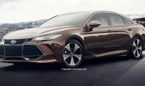 Sedan hạng trung Toyota Avalon 2019 sẽ được cải tiến thế nào?