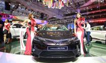Toyota Corolla Altis 2017 ra mắt tại Việt Nam