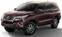 Toyota Fortuner thêm trang bị mới, giá từ 849 triệu đồng