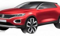 Volkswagen sắp trình làng mẫu Crossover đầu tiên, cạnh tranh với Ford Ecosport