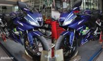 Yamaha R15 2017 phiên bản Movistar về Việt Nam, giá trên 110 triệu đồng