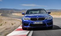 BMW M5 2018 lộ diện mạnh tới 600 mã lực