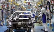 Giảm mạnh thuế nhập khẩu linh kiện để xuất khẩu ô tô