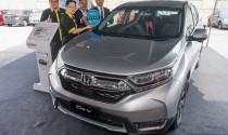 Honda CR-V 2017 đạt chuẩn an toàn 5 sao của ASEAN NCAP