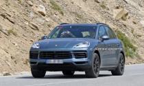 Porsche sẽ không trang bị động cơ dầu cho Cayenne 2018