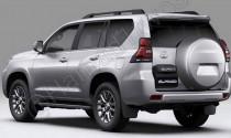 Toyota Land Cruiser Prado 2018 rò rỉ giá bán