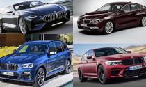 BMW trình làng 10 mẫu xe tại Frankfurt Motor Show 2017