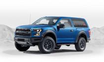 Bronco – SUV cỡ lớn của Ford  sẽ tái xuất vào năm 2020