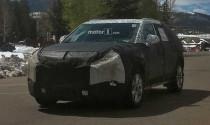 Chevrolet Blazer được hồi sinh vào năm 2018