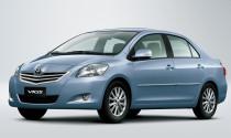Hôm nay, Toyota Việt Nam bắt đầu triệu hồi 20.015 xe do lỗi túi khí