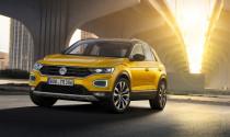 Mục sở thị Volkswagen T-Roc – tân binh phân khúc crossover