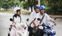 Những mẫu xe 50cc không cần bằng lái cho học sinh