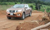 Nissan tài trợ Giải đua ô tô địa hình Việt Nam 2017, cho Navara nhập cuộc