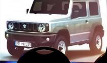 Suzuki Jimny 2019 lộ diện, bán ra vào năm sau